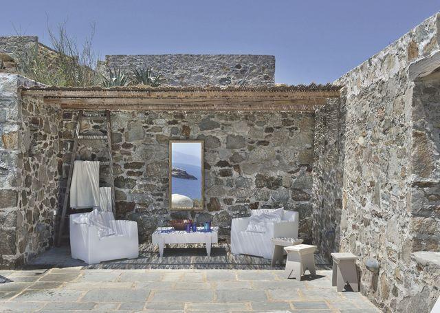 Visite déco d\'une maison d\'architecte en Grèce | Decor | Pinterest ...
