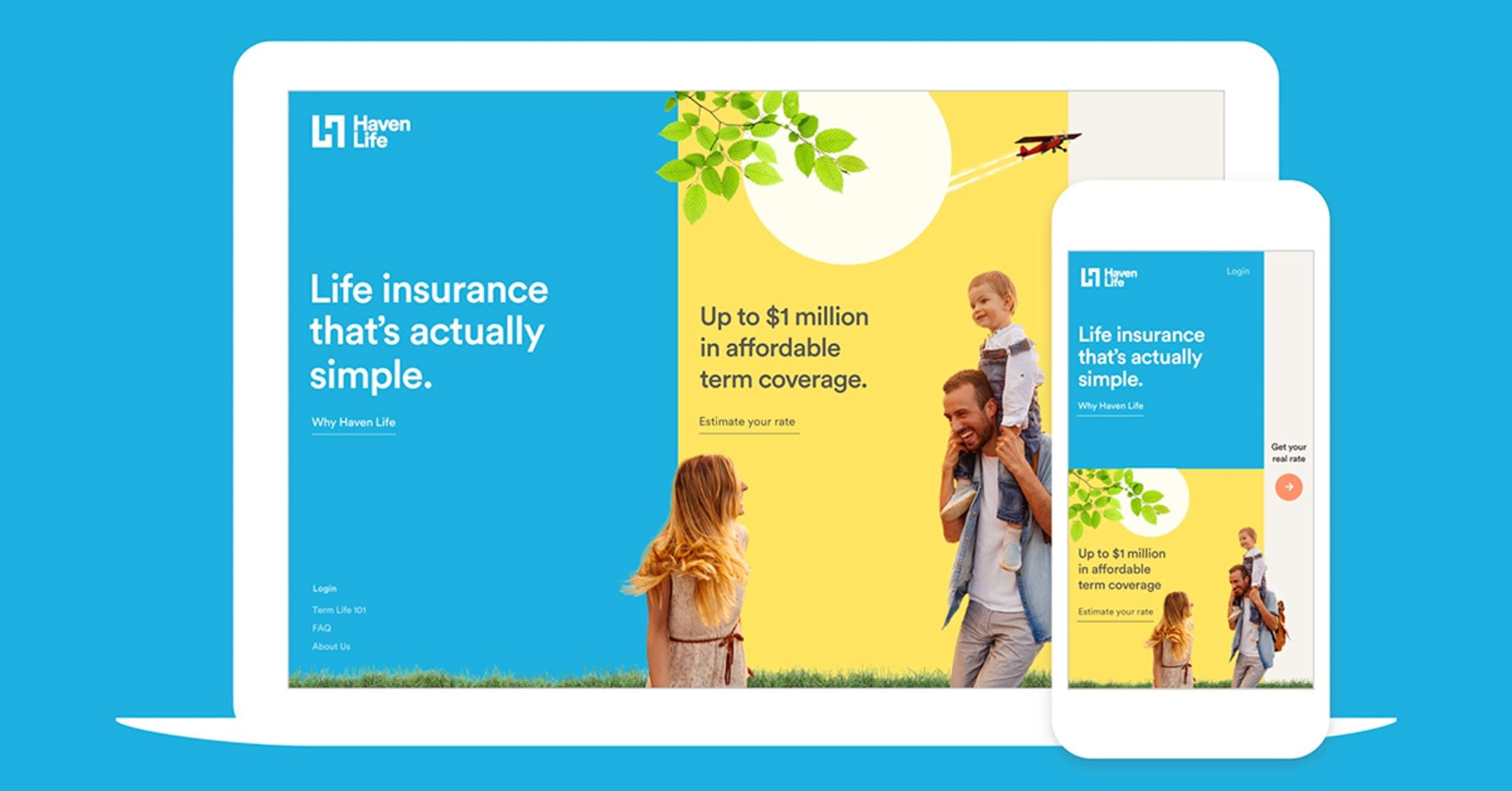 Haven Life Life Insurance That S Actually Simple Fintech And