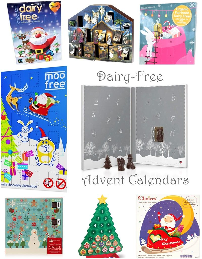Dairy Free Advent Calendars The Complete Round Up Dairy Free Advent Calendar Dairy Free Allergy Friendly Christmas