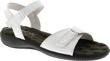 Ros Hommerson Women's Hardrock Open Toed Dress Flat,Black Softy Calf,9.5 M US. Corolla Construction. Leather heel counter pocket linings for softness and breathability. Texon (USA) insole boards with dual padded foam forepart and built in stabilizing support features. Toe to heel 3mm green antifungal and antibacterial foam. This has a high shock absorbing quality. High quality latex double foam piece under heel for added comfort.