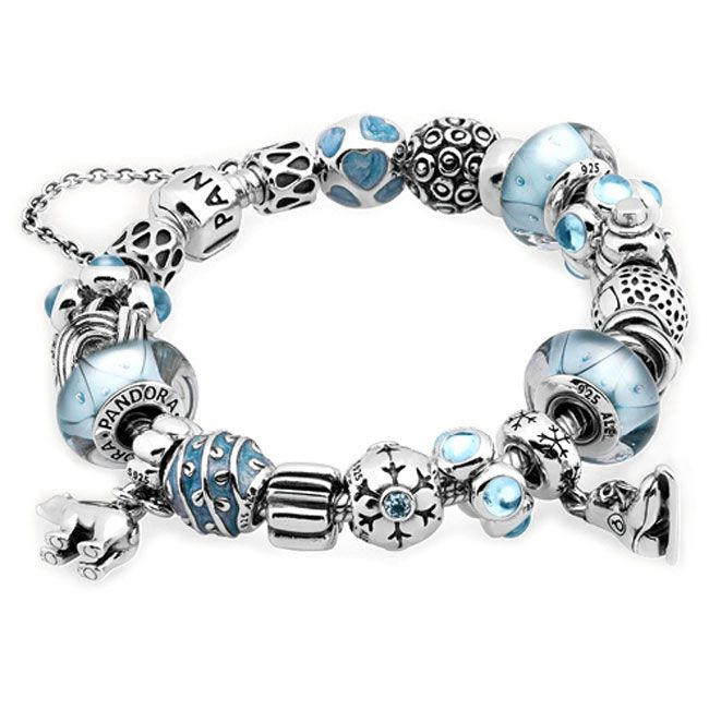 pandora bracelets official site