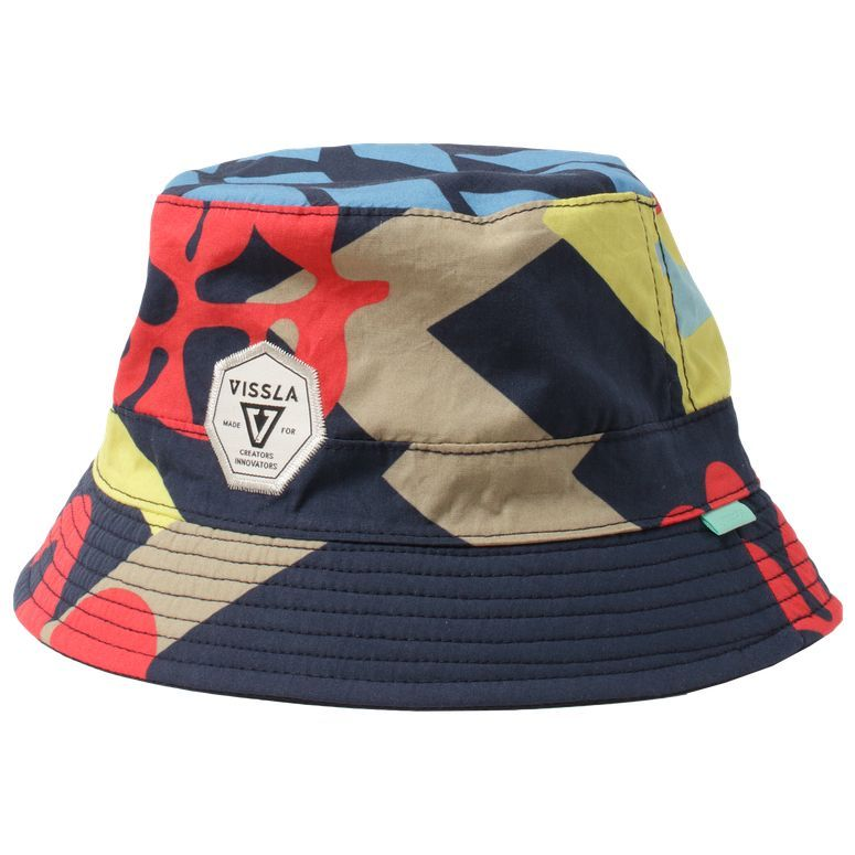... huge discount 99c84 a6f6f The Cutup Bucket is a reversible bucket hat  offered in Hoffman X ... abe052840d20