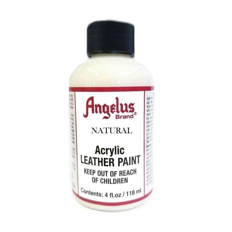 Angelus Acrylic Leather Vinyl Canvas Paint Dye 4 Oz Paint Dye Angelus Natural Leather Paint Vinyl Painted Painted Shoes