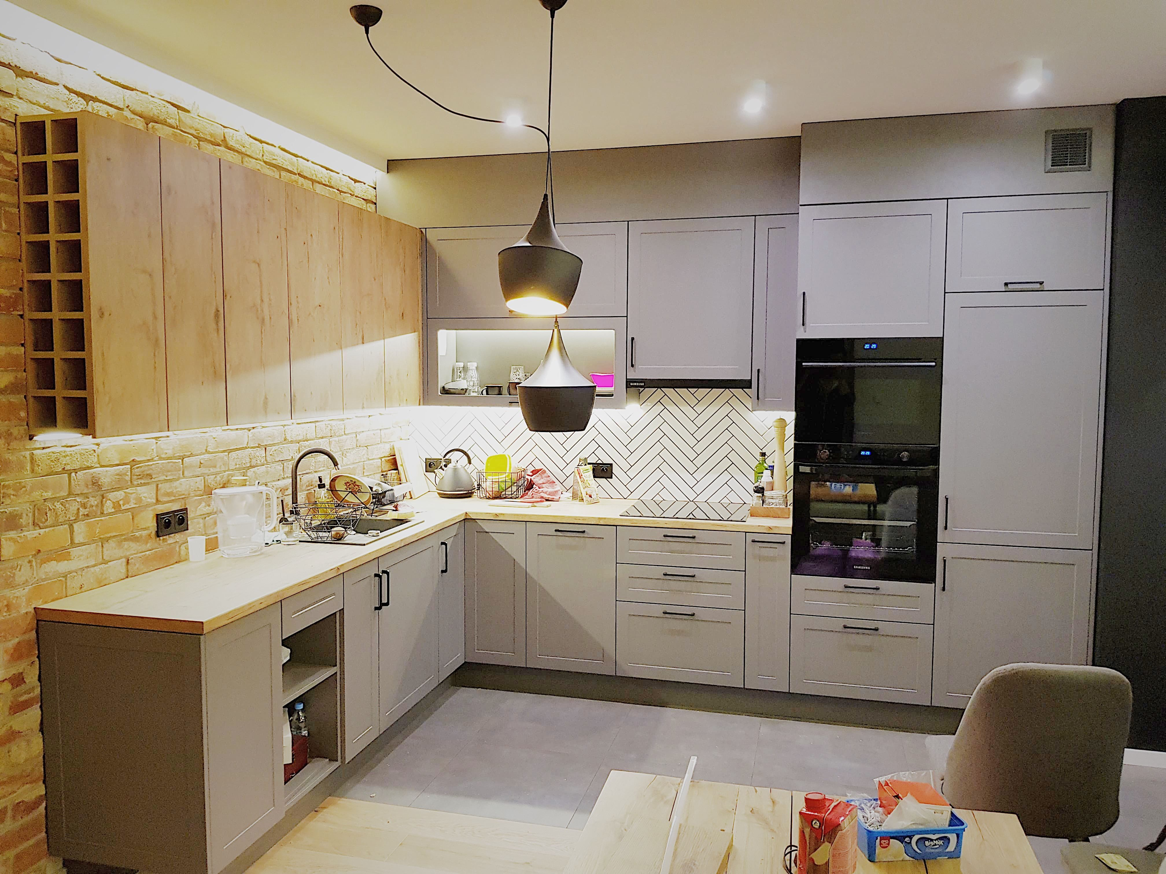 Meble In Solidne Meble Na Wymiar Kitchen Cabinets Decor Home Decor