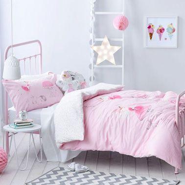 couleur-pastel-pour-chambre-petite-fille-rose-et-blanche.jpg (378 ...