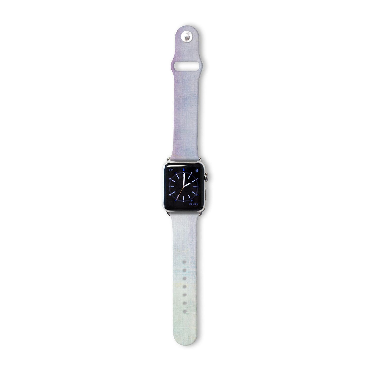 "Iris Lehnhardt ""Color Grunge"" Apple Watch Strap"