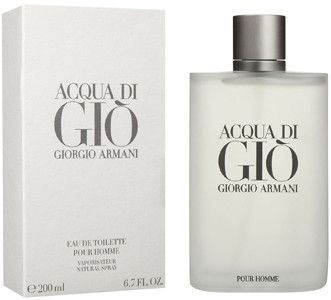 Acqua Di Gio Eau De Toilette Spray for Men