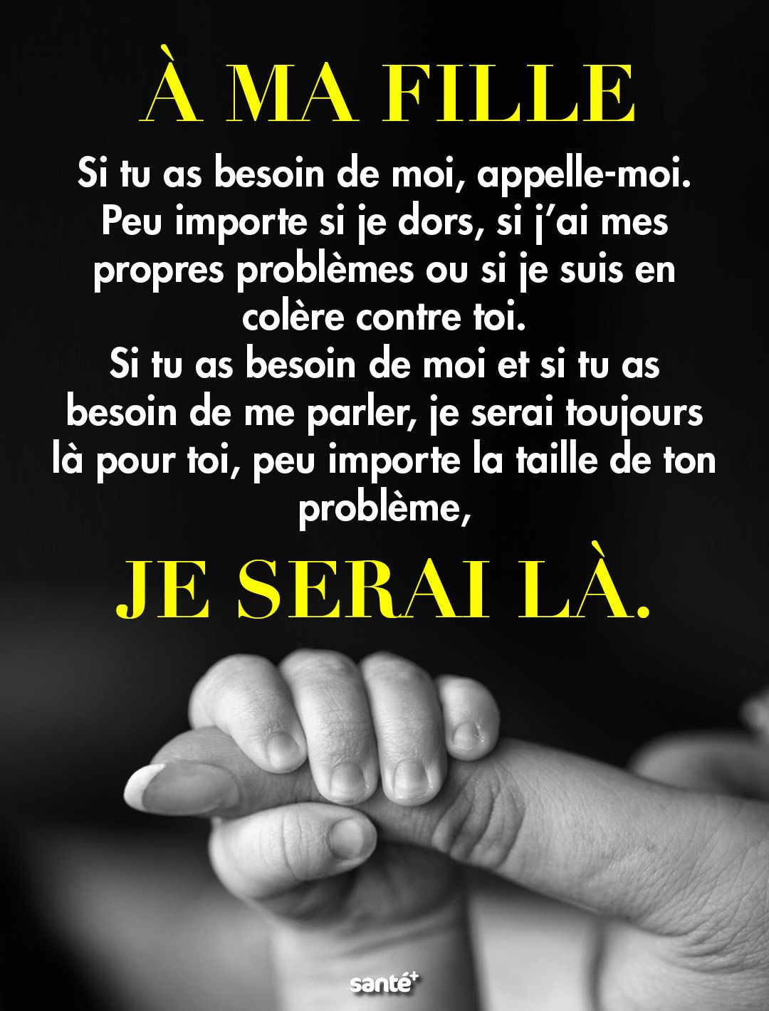 Citation D Une Mere A Sa Fille : citation, fille, Épinglé, Stephane, Citations, Proverbe, Anniversaire,, Citation, Fille,, Texte, Maman