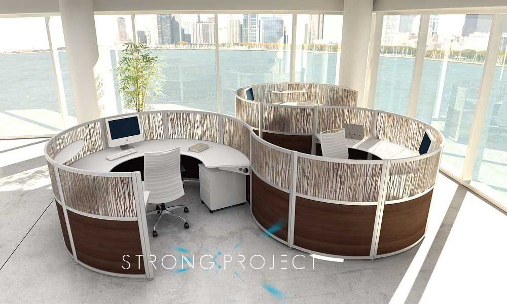 Modern Modular Office Furniture ...