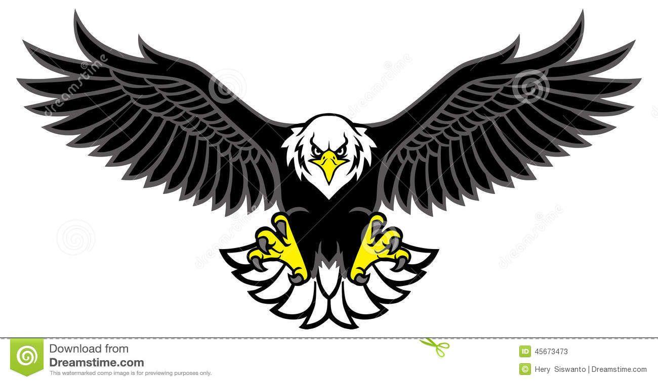 eagle stock illustrations vectors clipart 9 965 stock  [ 1300 x 758 Pixel ]