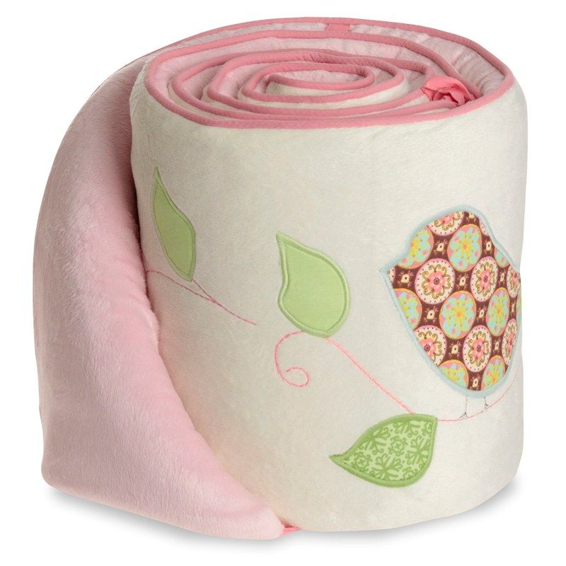 Love Bird Crib Bumper 382189046   Baby Girl   Bumpers   Baby Bedding ...