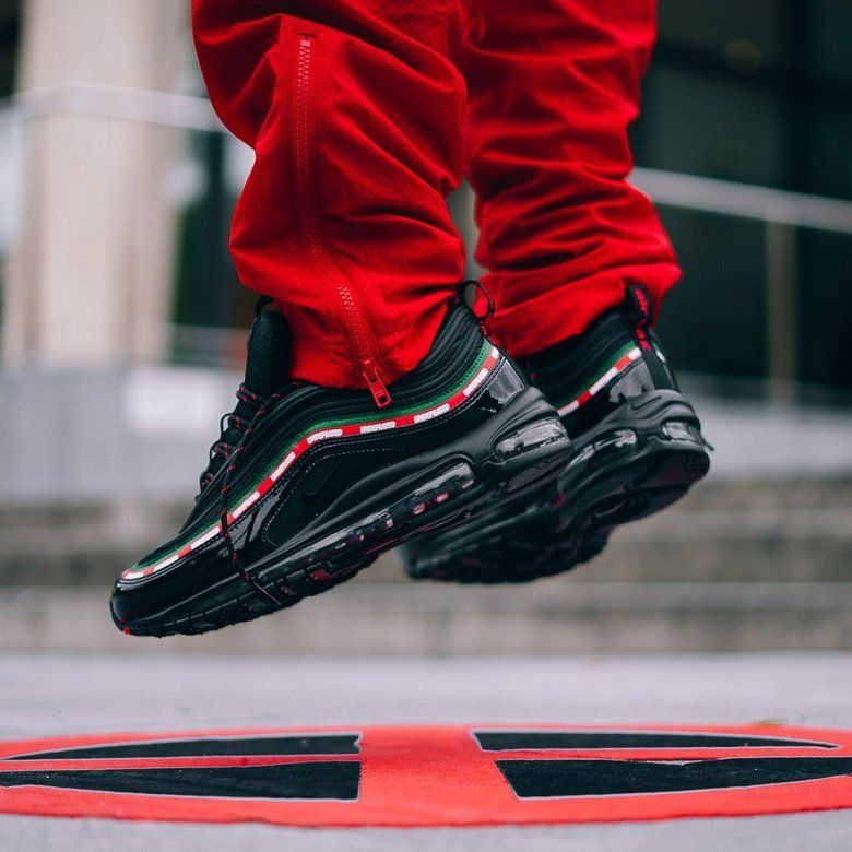 Air Max 97 UNDFTD #innovativedesign, #nike, #sneakers