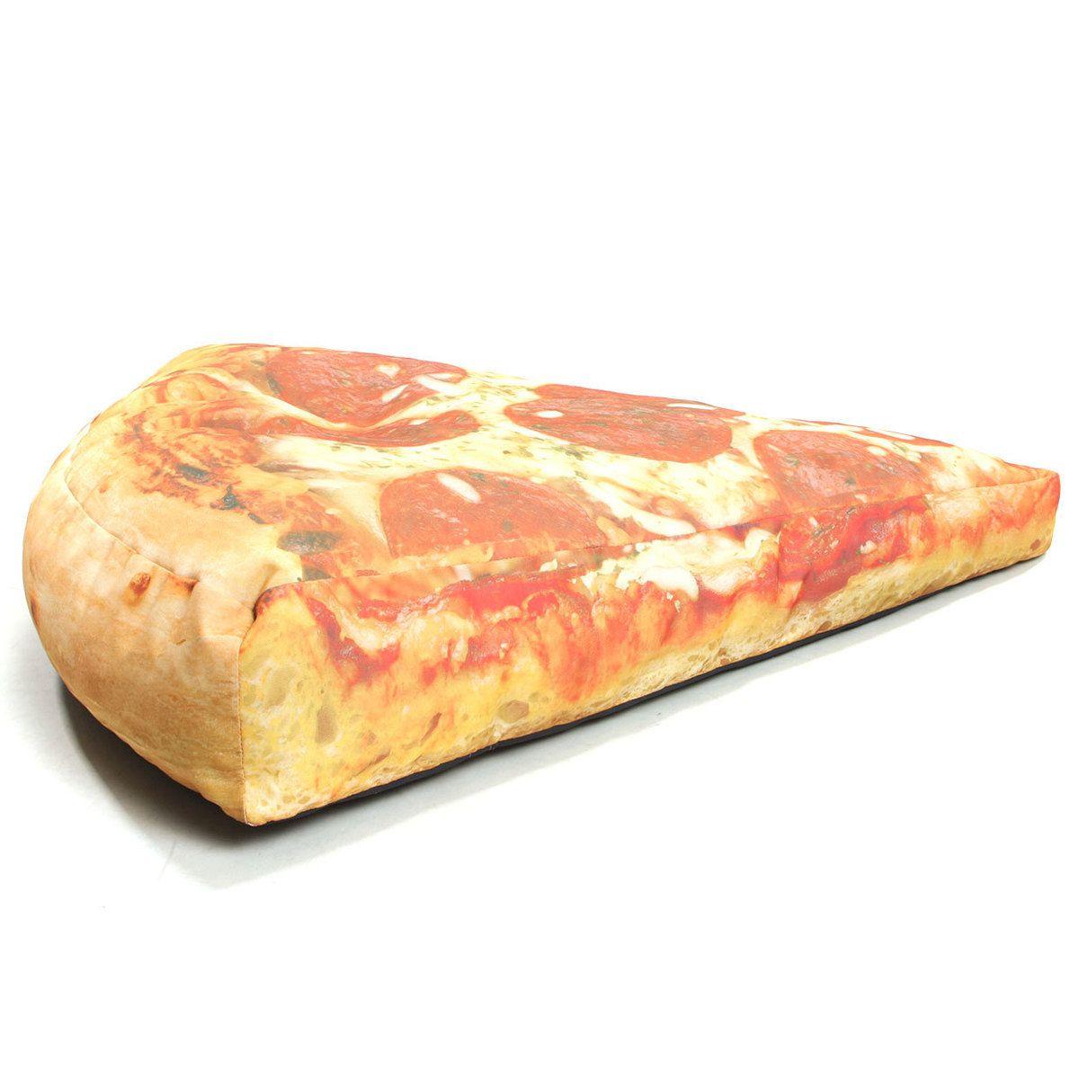 Pizza Bean Bag Chair Neat Stuff
