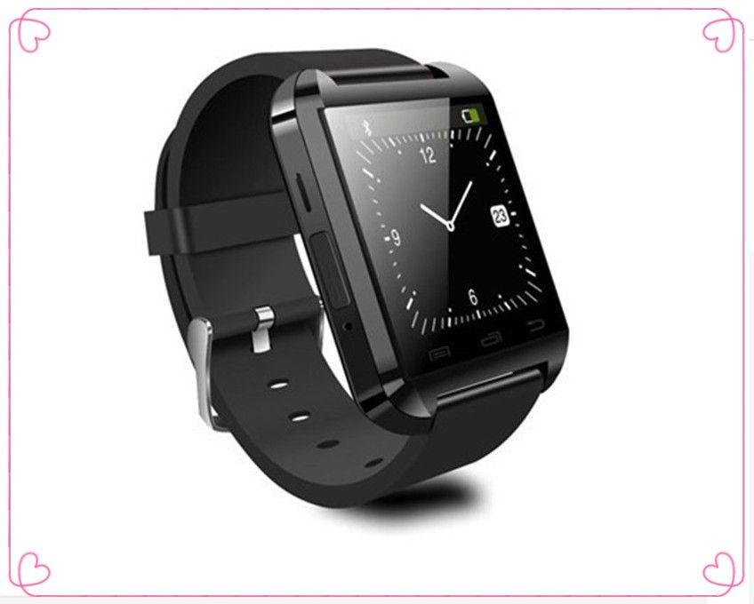 Bluetooth Smartwatch U8 For Samsung S4 Note 3 HTC Android Phone Smartphones Wear