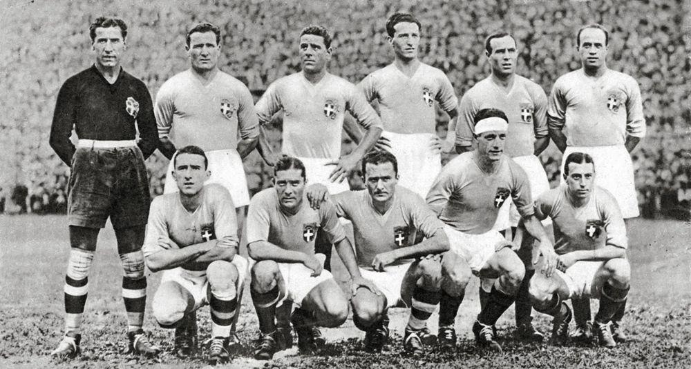 Umberto Saba avrà tifato per l'Italia ai Mondiali del '34? | Numerosette Magazine