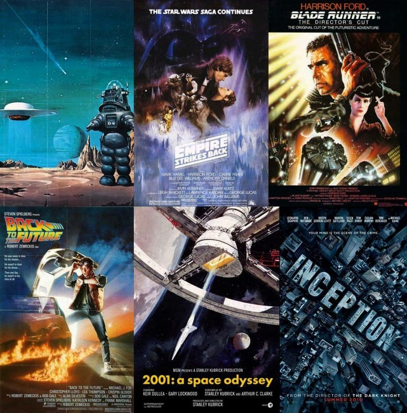 Brilliant Science Fiction Movies That Everyone Should See At Least Once  by Charlie Jane Anders50 Brilliant Science Fiction Movies That Everyone Should See At Least Once...