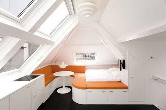 Inspiring Attic Design Ideas For An Exquisite Space Attic design