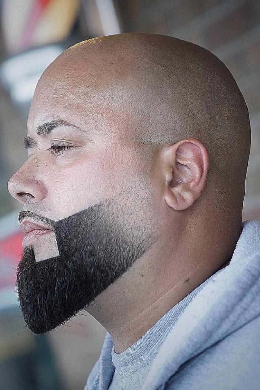 Faded Beard Styles For Bald Men Beard Grooming Ideas For 2020 Beard Grooming Ideas Beard Styles Mens Beard Grooming