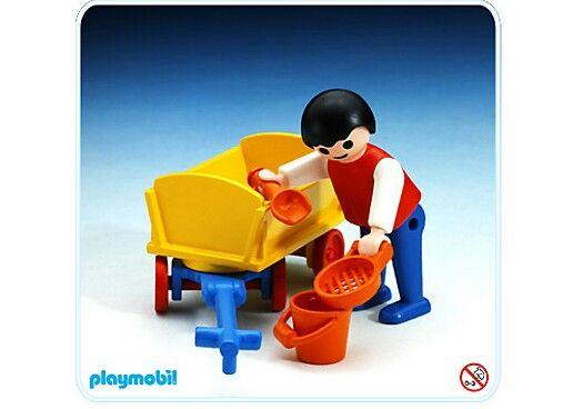 Playmobil Bolderkar Speelgoed Playmobil Vintage