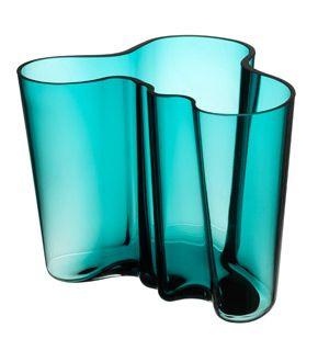 savoy vase turquoise alvar aalto wishlist pinterest. Black Bedroom Furniture Sets. Home Design Ideas