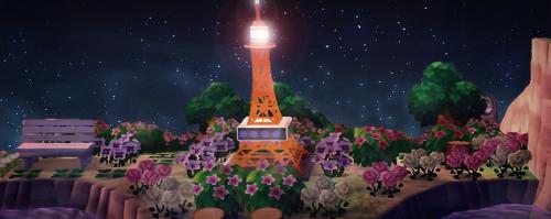 Animal Crossing Fairy Lights