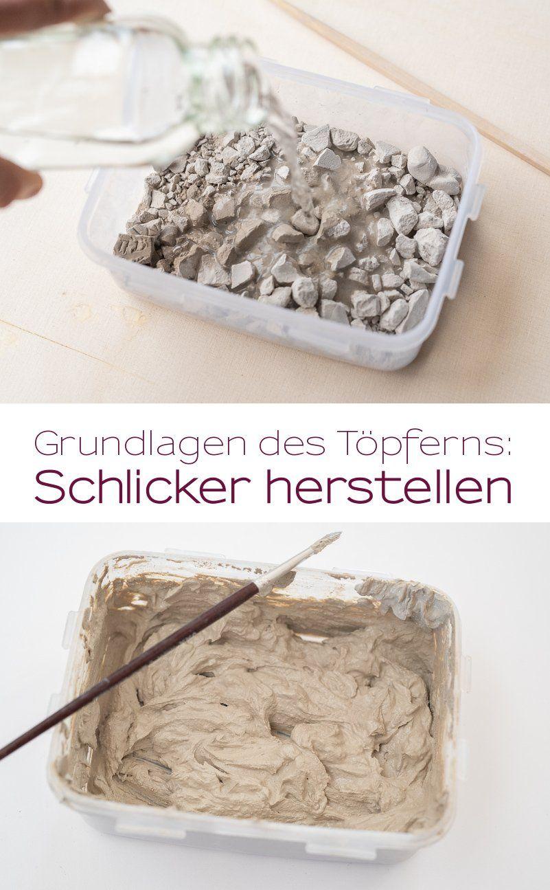 Mein Töpfertagebuch (2): Grundlegende Techniken und mini Blumentöpfe - Leelah Loves