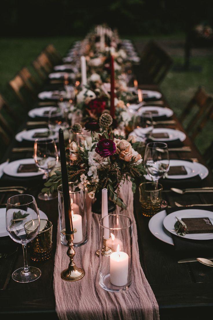 Hurricane Ridge Elopement | A Romantic, Woodsy Wedding  — Mae & Co #weddingfall