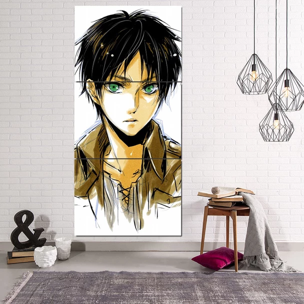 Pin On Great Home Decor Wall Arts From Your Favorite Anime Characters