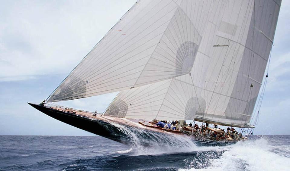 pinterest.com/fra411 #sailing - j class endeavour