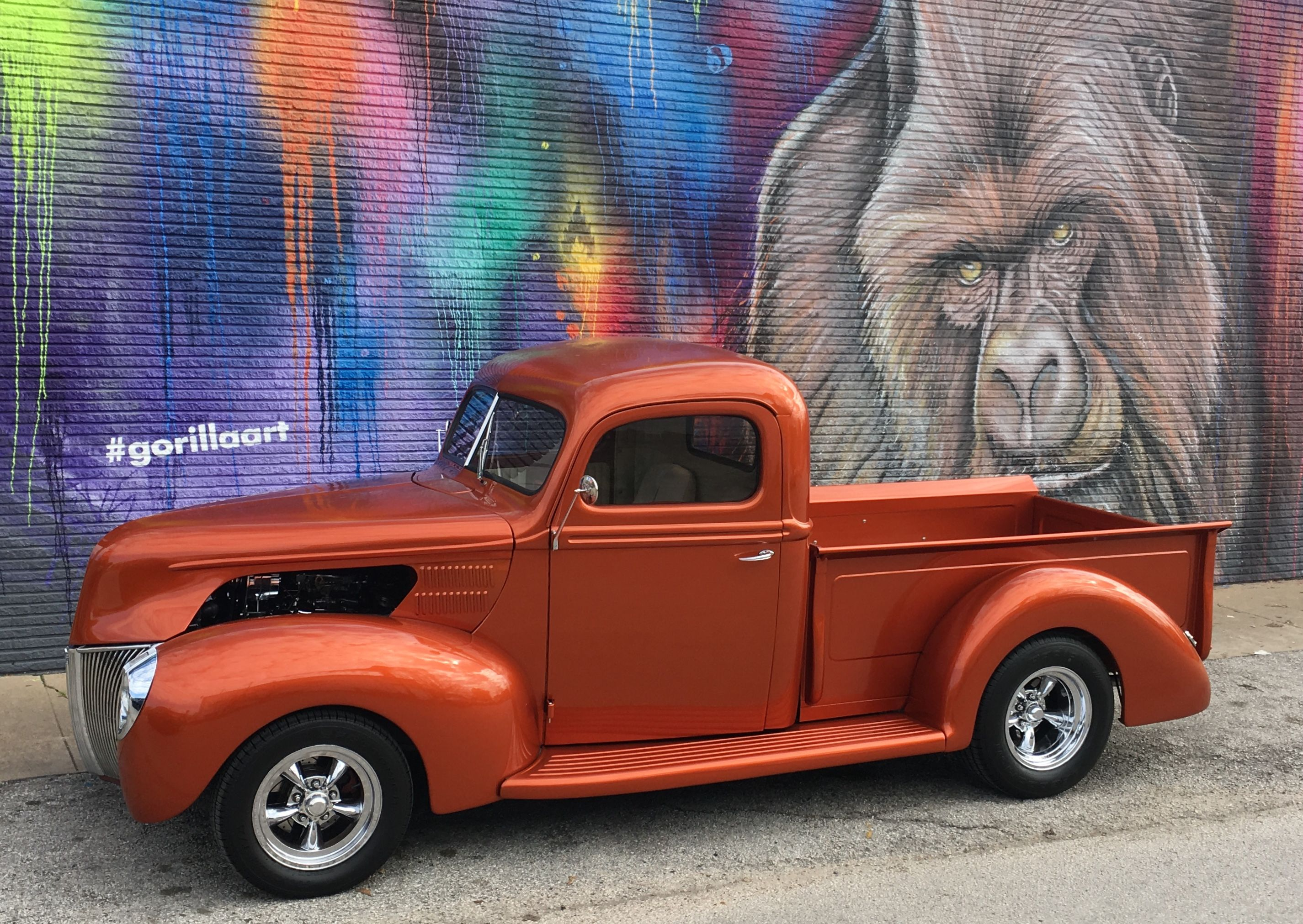 Pin By Alan M On Wood S 40 Ford Pickup Truck Vintage Trucks Ford Pickup Trucks Cool Trucks