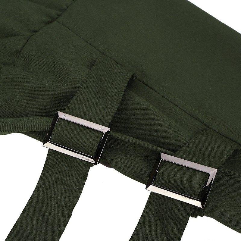 453d048548c  29.74 - Cool Fashion Harem Pants 2017 Women Trousers Casual Loose Pockets Elastic  Waist Pants Leisure Army Green Pants Plus Size M-XL - Buy it Now!