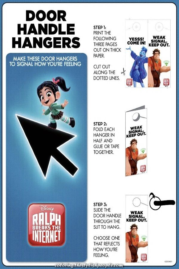 Fantastic Ralph breaks the colour of the Web Fantastic Ralph breaks the colour of the Web