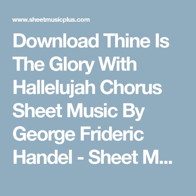 download hallelujah chorus