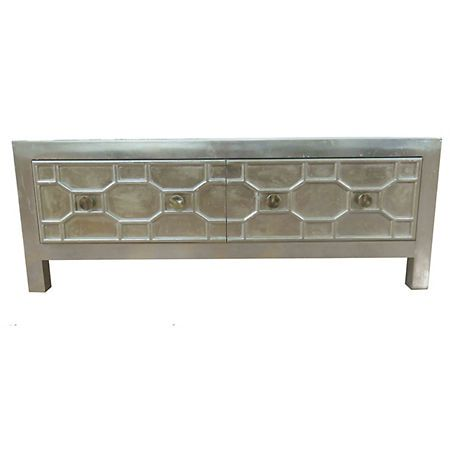 Antique Champagne Skylar Coffee Table Kirklands