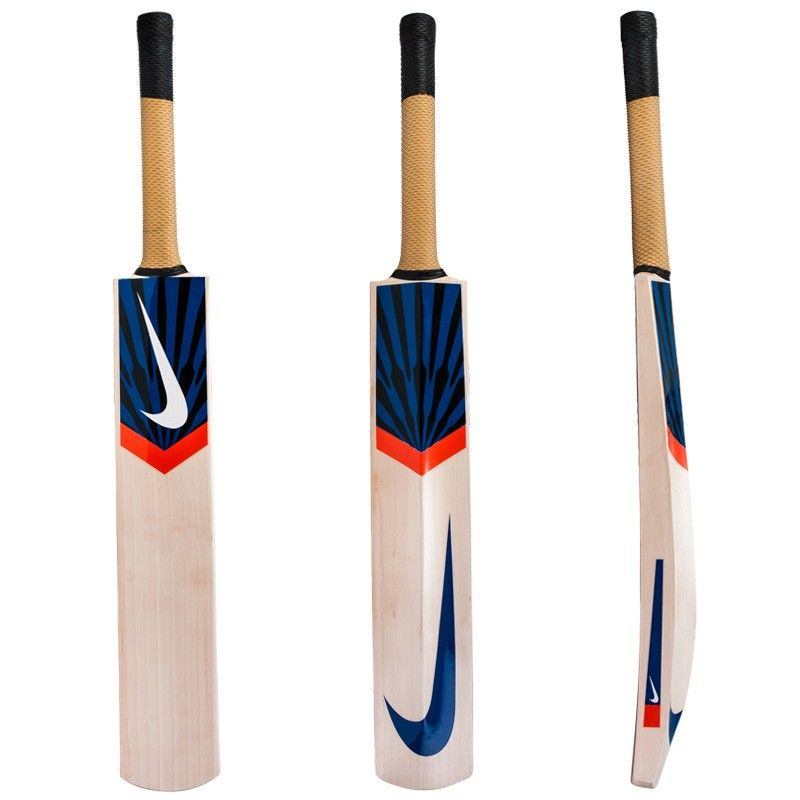 750f6b61e5 New Nike Drive Finest Grade-A English Willow Short Handle Sports Cricket Bat