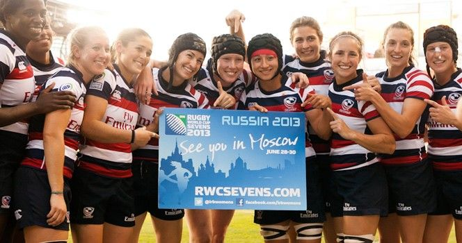 Eagles Squads Announced For Rugby World Cup Sevens Womens Rugby Rugby Team Rugby World Cup