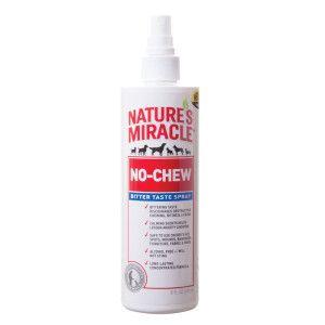 Nature S Miracle No Chew Deterrent Spray Training