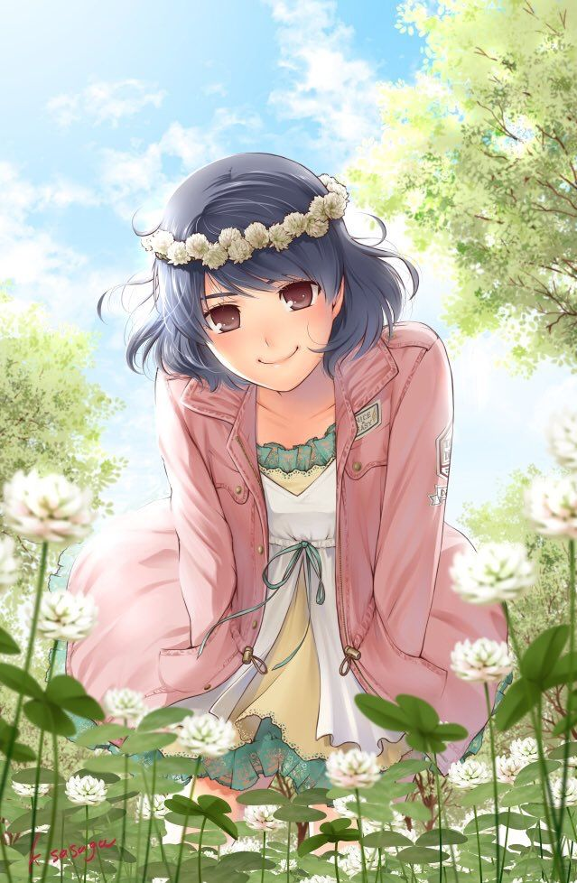 Tachibana Rui (Dengan gambar) Seni anime, Seni