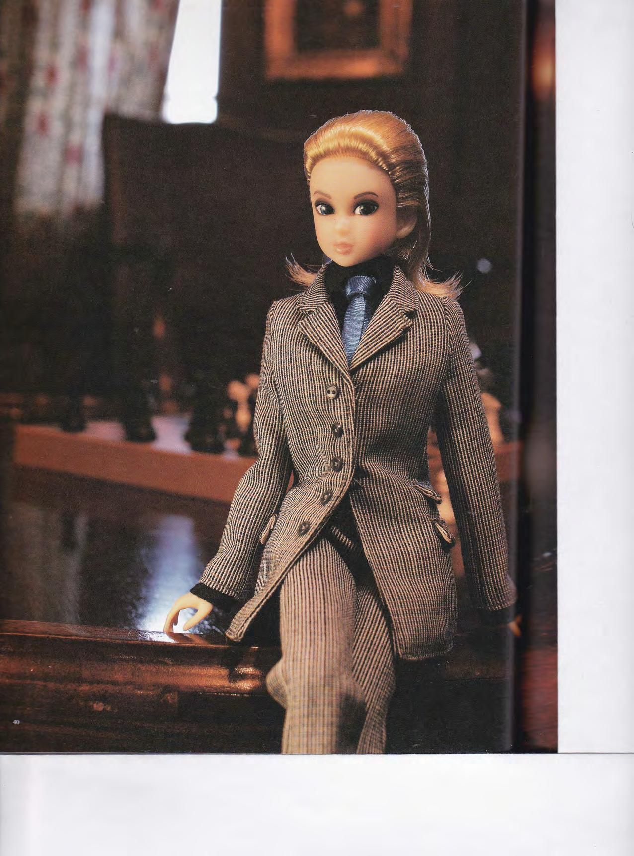 Free Copy Of Book Doll Coordinates 5 Barbie Patterns Miscellaneous Pinterest Dolls