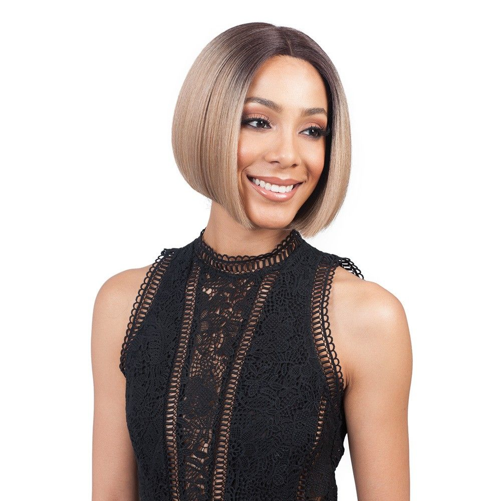 Bobbi Boss Synthetic Lace Front Wig Mlf126 Lyna