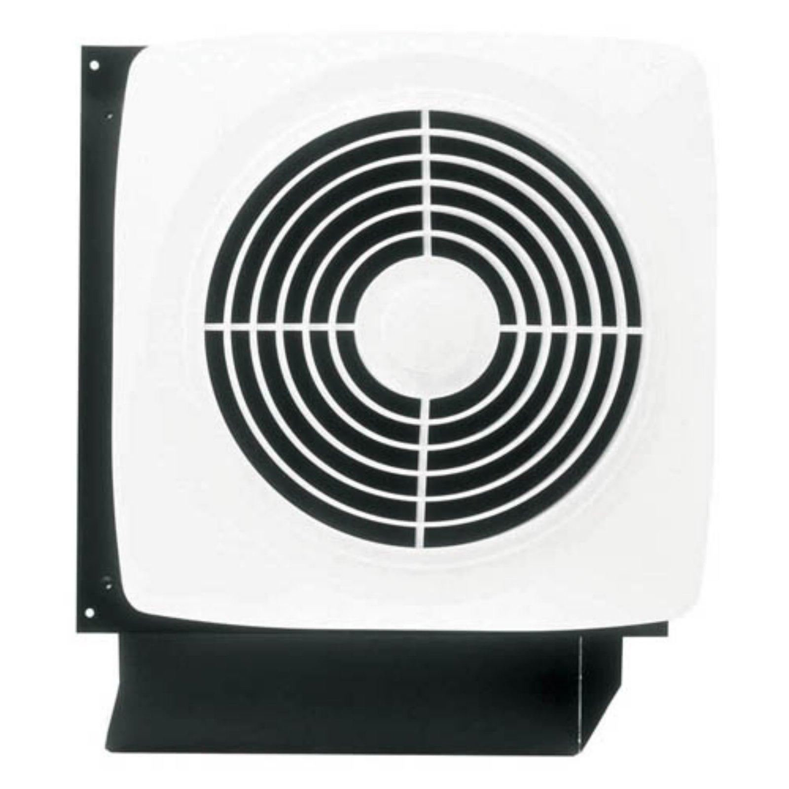 Broan Nutone 8 In Through Wall Ventilation Fan With Switch Ventilation Fan Bathroom Fan Exhaust Fan