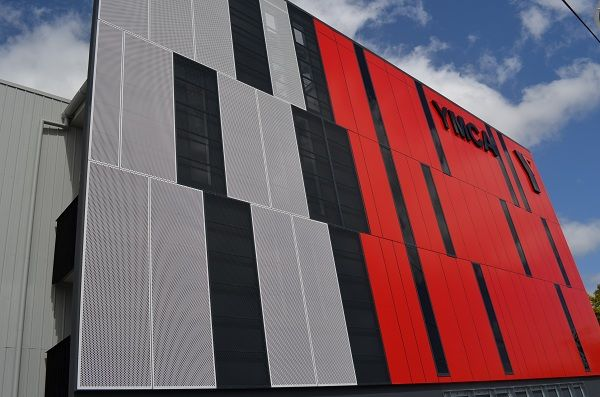 Action Sheetmetal Latest News Affordable Housing Nerang Perforated Aluminum