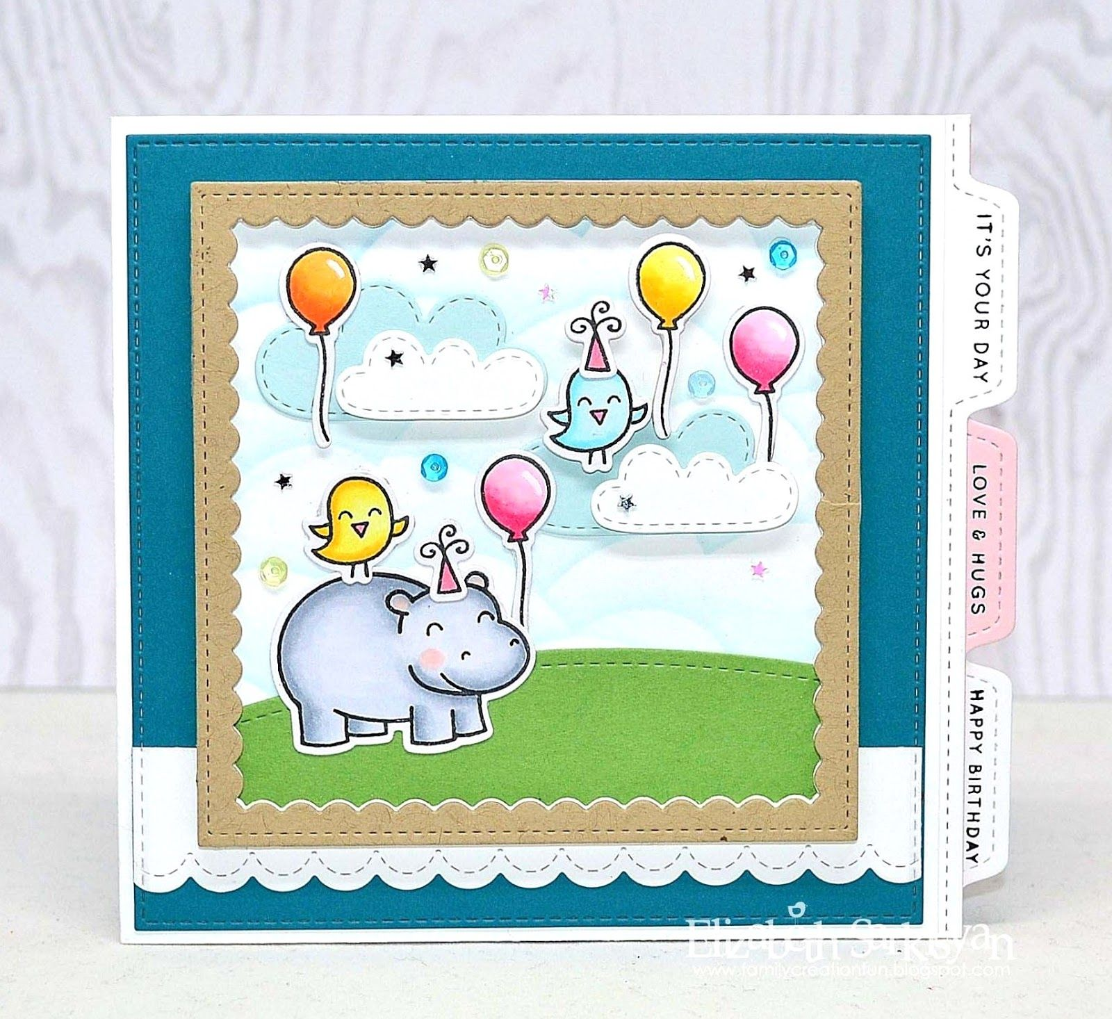 Create For Family and Friends: Pretty Pink Posh January New Release Blog Hop