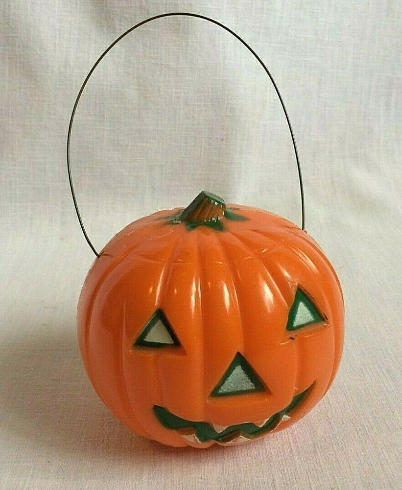 DOLLHOUSE Miniatures 1:12 Electrified Adinolfi HAPPY Halloween Jack-o-Lantern