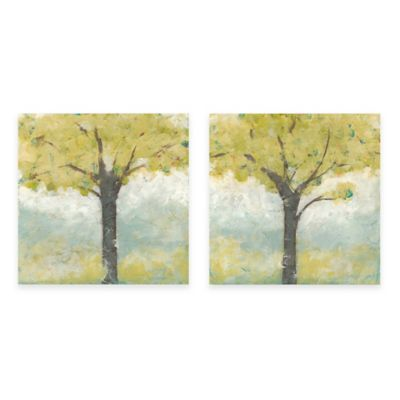 Spring Arbor Canvas Wall Art - BedBathandBeyond.com | Art ...