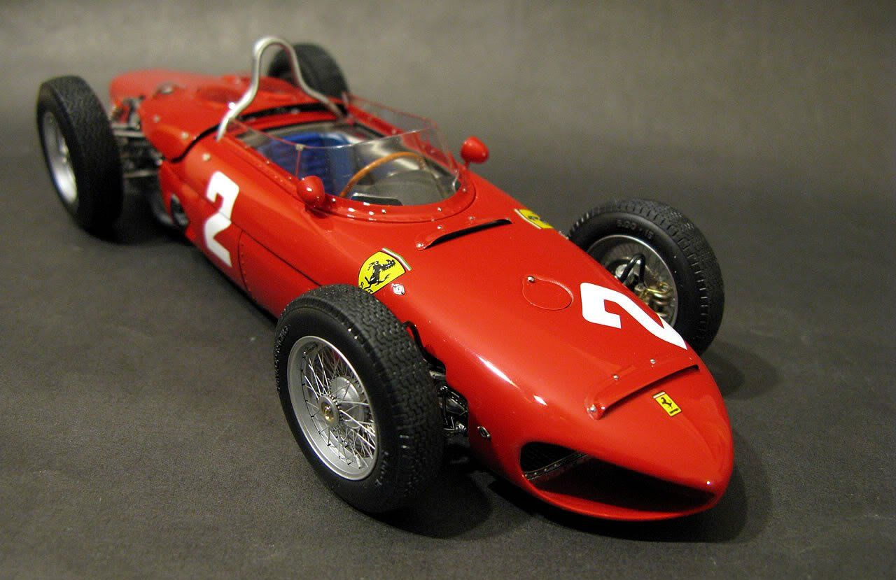 The best model cars of the world exoto ferrari tipo 156 f1 sharknose