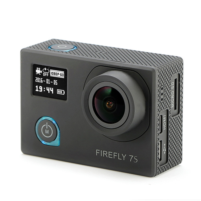 92.99$  Watch here - http://aliuq2.worldwells.pw/go.php?t=32728465972 - Hawkeye Firefly 7S 4K 120 Degree 7mm Lens WIFI Real-time Playback Preview Camera