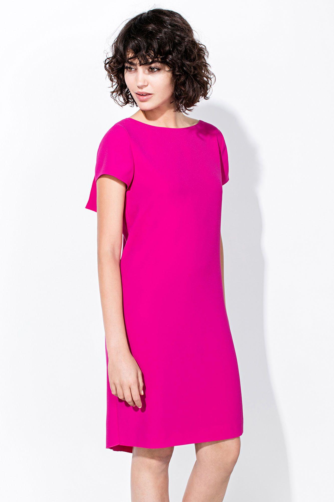 Vestido túnica volantes | Vestidos | Pedro del Hierro | blouses ...