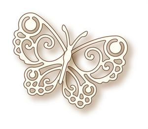 Wild Rose Studio Die - Butterfly