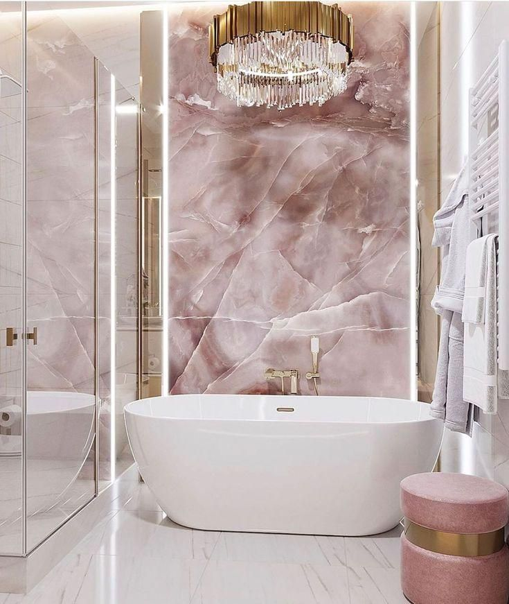 #amount  #Bathroom  #Feature  #FRIYAY  #glam  #Happy  #homedecor  #inspiration  #Instagram  #Marble  #pink  #stunning  #Unique